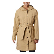 Here and There - Women's Hooded Jacket