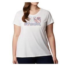 Solar Shield Graphic (Taille Plus) - T-shirt pour femme