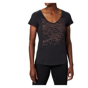 Hidden Lake - Women's T-Shirt