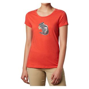 Hidden Lake - T-shirt pour femme