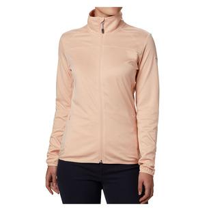 Baker Valley - Women's Full-Zip Fleece Jacket