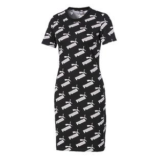 Amplified AOP - Women's Dress