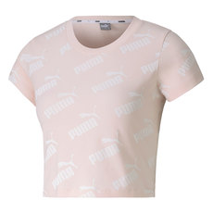 Amplified AOP - Women's Cropped T-Shirt