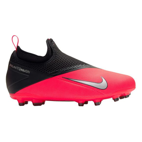 Phantom Vision 2 Academy Dynamic Fit FG/MG Jr - Junior Outdoor Soccer Shoes