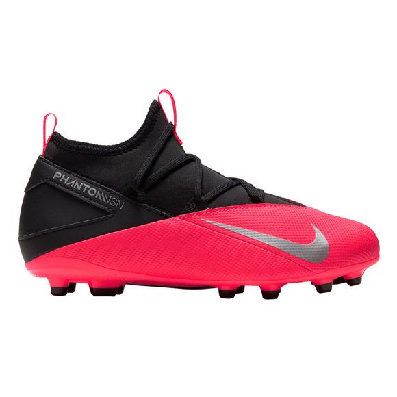 Phantom VSN 2 Club DF FG/MG Jr -  Chaussures de soccer extérieur pour junior
