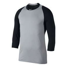 Pro - Men's Long-Sleeved Baseball Shirt