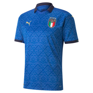 FIGC Italie (à domicile) - Jersey de soccer réplique pour adulte