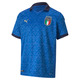 FIGC Italia (Home) Jr - Junior Replica Soccer Jersey - 0