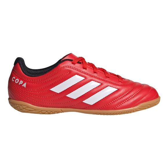 Copa 20.4 IN Jr - Chaussures de soccer intérieur pour junior