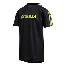Stripe Jr - Boys' Athletic T-Shirt