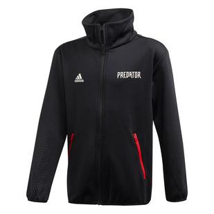Predator Jr - Boys' Soccer Jacket