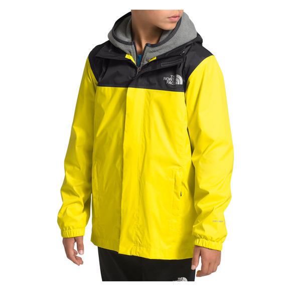 Resolve Jr - Boys' Rain Jacket