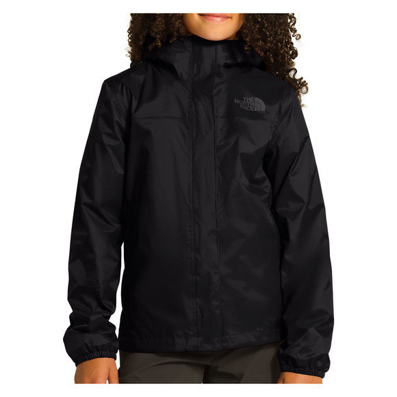 Resolve Jr - Girls' Rain Jacket