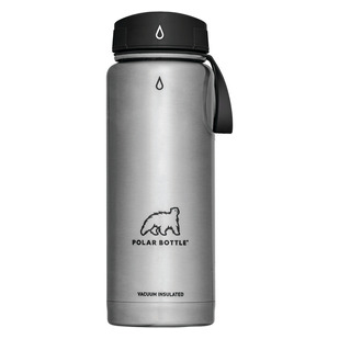 Thermaluxe  - Wide Mouth Stainless Steel Bottle