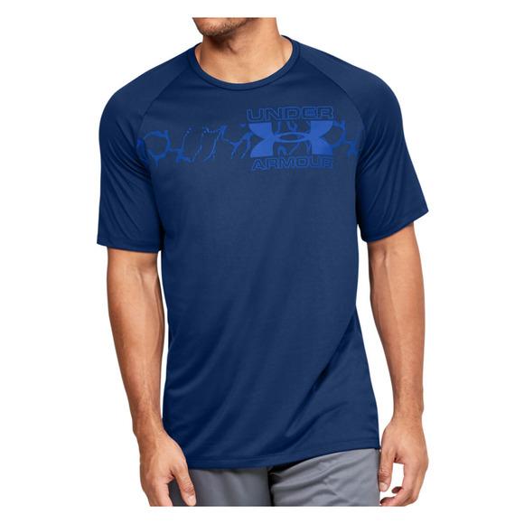 Tech 2.0 Graphic - Men's Training T-Shirt