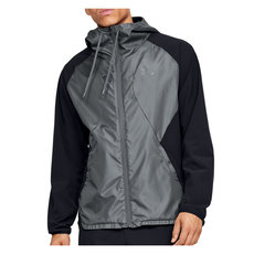 Stretch Woven - Men's Hooded Training Jacket