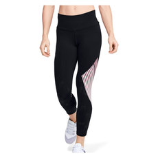 Rush Emossed Shine Graphic - Collant de compression pour femme