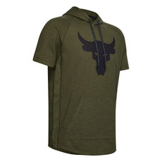 Project Rock Charged - Men's Hooded T-Shirt