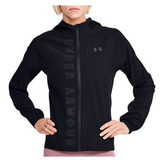 Qualifier Outrun the Storm - Women's Hooded Running Jacket