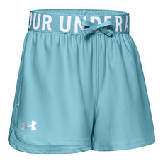 Play Up Solid Jr - Girls' Athletic Shorts