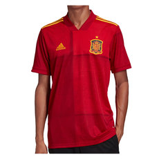 Euro 2020 Spain (Home) - Adult Replica Soccer Jersey