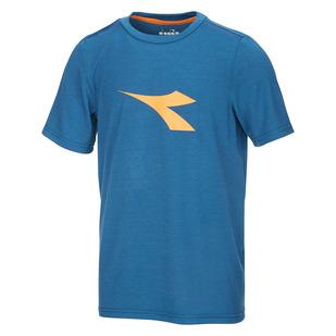 Game Changer Jr - T-shirt athlétique pour garçon