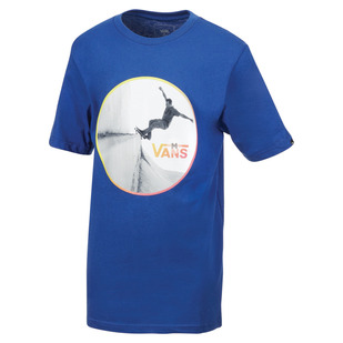 Front Feeble Jr - Boys' T-Shirt