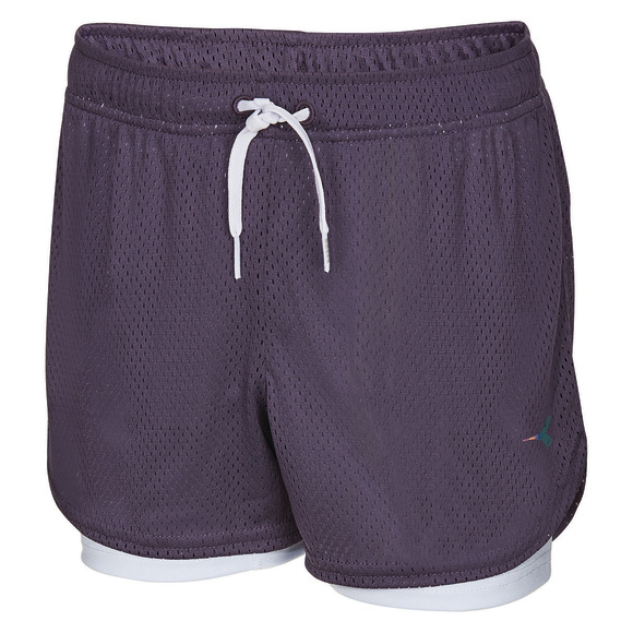 Dual Jr - Girls' Training Shorts