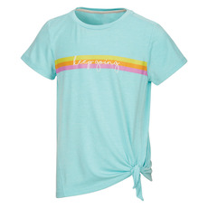 Side Tie Jr - Girls' T-Shirt