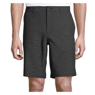 Halfmoon Space Dye - Men's Hybrid Shorts