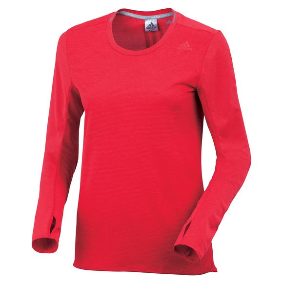 Supernova - Women's Fitted Long-Sleeved Shirt