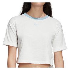 Crop - Women's Cropped T-Shirt