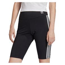 Biker - Women's Fitted Shorts