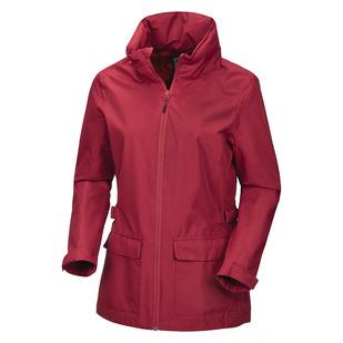Balla - Manteau de pluie à capuchon pour femme