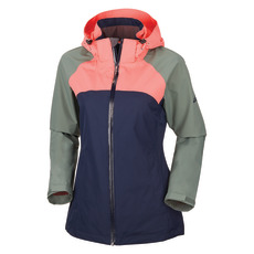 Laga - Women's Hooded Jacket