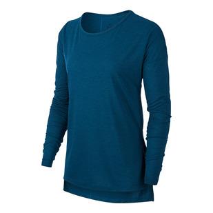 Dri-FIT Yoga - Women's Training Long-Sleeved Shirt
