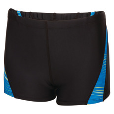 Square Leg - Boys' Fitted Training Swimsuit