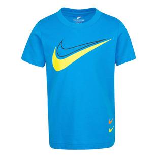 Swoosh Sport Y - Boys' T-Shirt