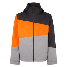 Charma Jr - Boys' Hooded Rain Jacket