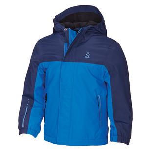 Dew T - Toddlers' Hooded Rain Jacket