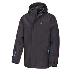 Storm Jr - Boys' Hooded Rain Jacket