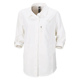 Outdoor Trail (Plus Size) - Women's Long-Sleeved Shirt