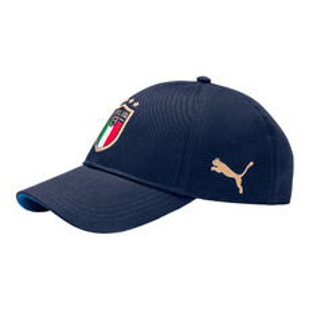 FIGC Italia - Adult Adjustable Cap