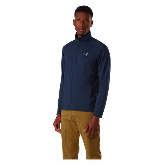 Kyanite LT - Men's Fleece Jacket