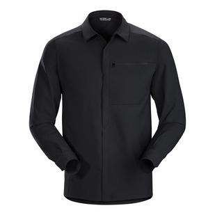 Skyline - Men's Long-Sleeved Shirt