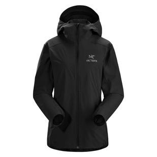 Gamma SL - Manteau à capuchon pour femme