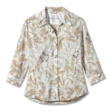 Expedition Print - Women's 3/4-Sleeved Shirt