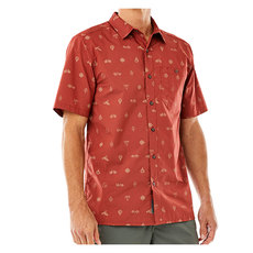 Adventure Travel - Men's Short-Sleeved Shirt