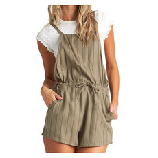 Bermuda Playsuit - Women's Women's Short Overall