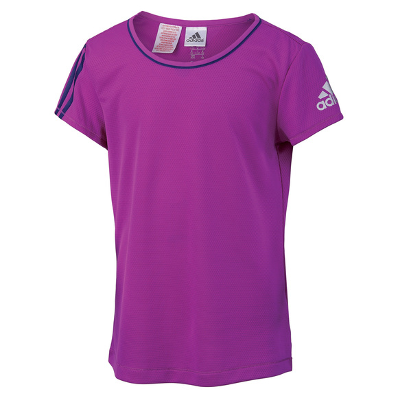 Training Clima Jr - T-shirt pour fille